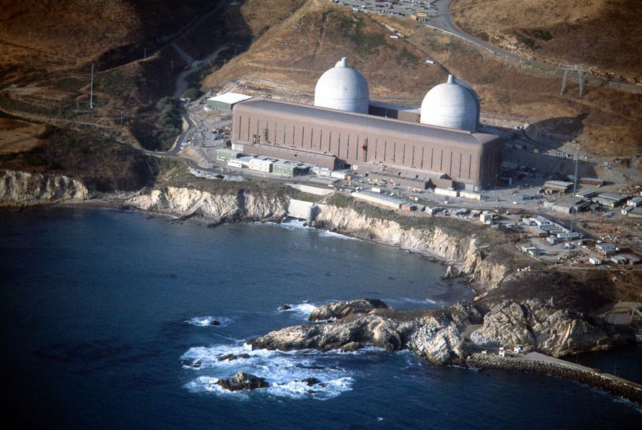 Diable Canyon Nuclear Plant
