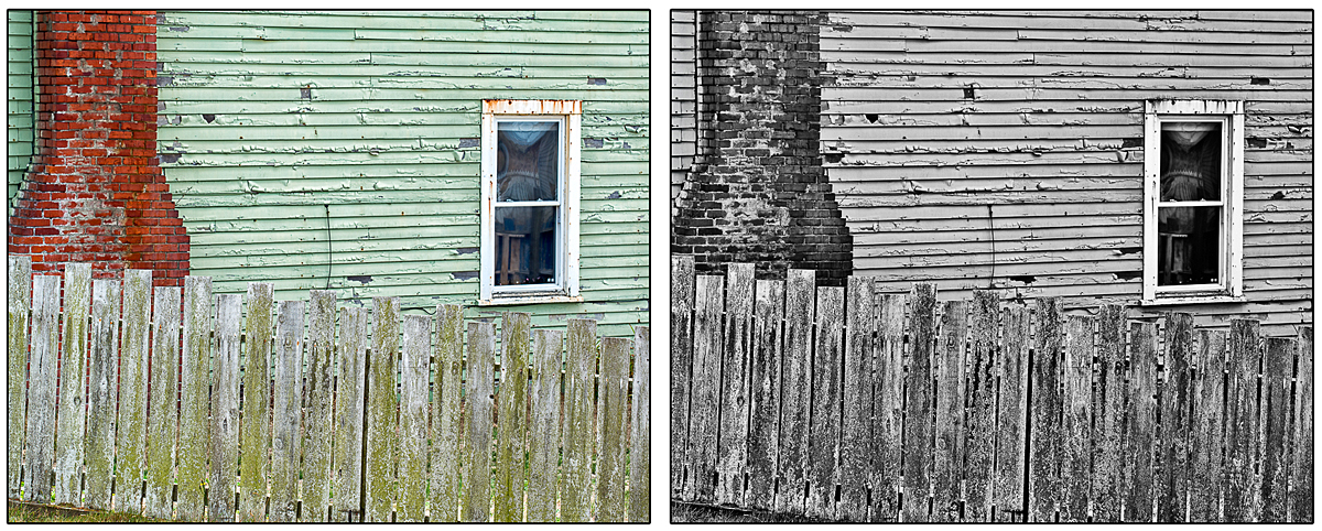 Jesses's Window - Diptych (•)
