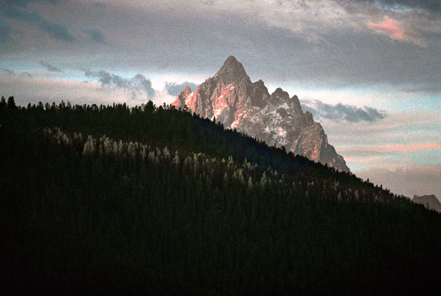 Grand Teton Sunset (LE)