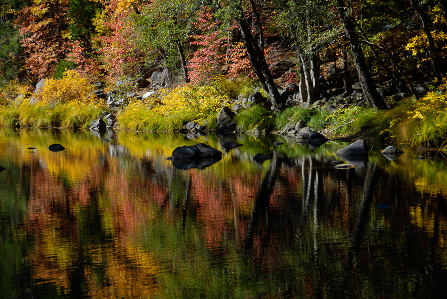 Merced River Color 2
