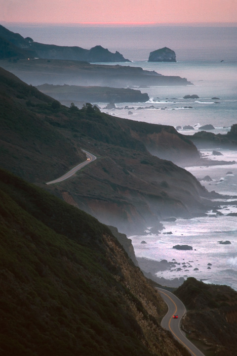 Big Sur Highway Sunrise (LE)